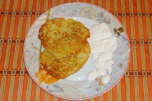 Драники или картофельные оладьи фото рецепт
