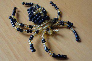 Бисерный паук