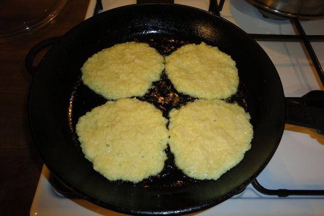 Драники или картофельные оладьи фото-рецепт