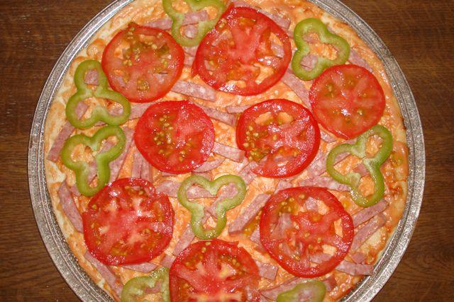 Как сделать основу на пиццу