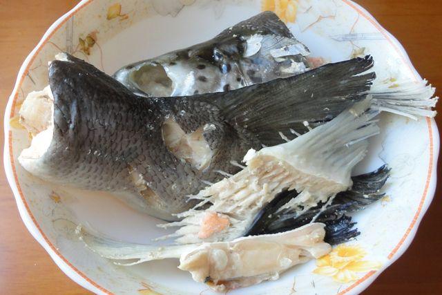 Рецепт ухи в домашних условиях из лосося