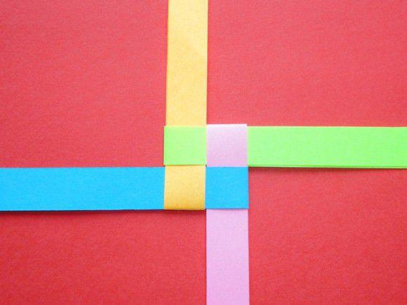 Получаем ровный квадрат
