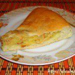 Осетинский пирог с сыром рецепт