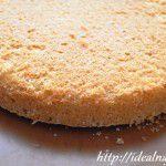 Рецепт бисквита для торта