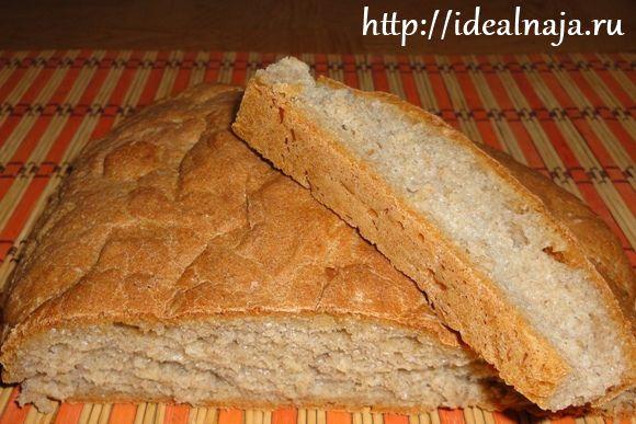 английский хлеб в духовке рецепт