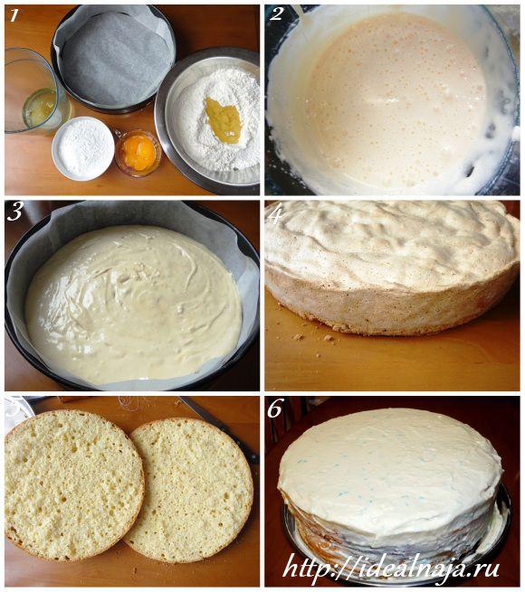Как приготовить торт Мечта Рафаэля