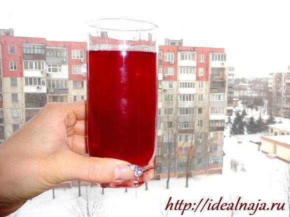 Ценный и вкусный источник витаминов зимой