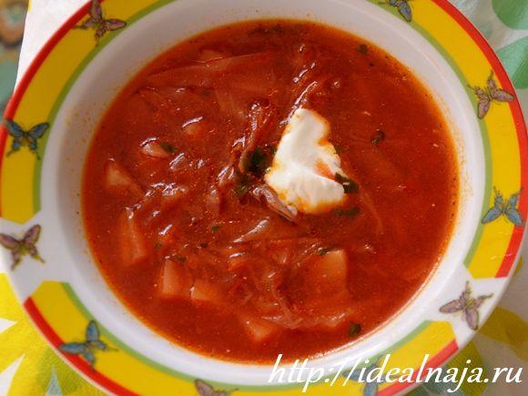 суп с курицей в мультиварке простой рецепт