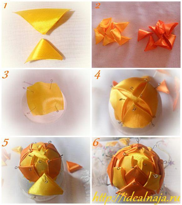 Как сделать пасхальное яйцо в технике артишок ч.1