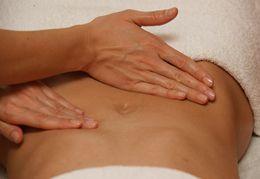 Как убрать жир с живота массажем и целлюлит