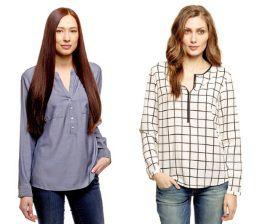 Женские рубашки TomTailor
