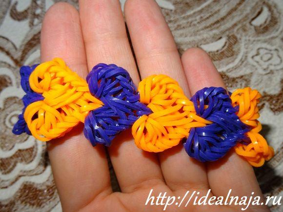 Смотреть мастер класс по плетению браслетов браслеты из резиночек - Shoprose.ru