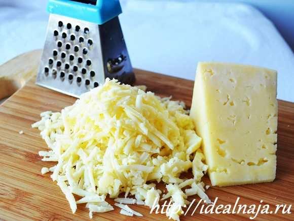 фото тертого сыра