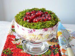 фото салата Красная шапочка