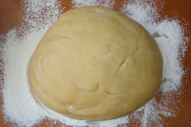 Тесто для торта медовика