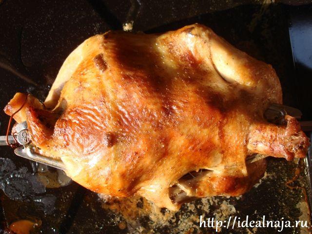 Как запечь курицу видео